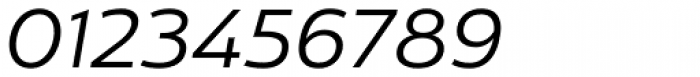 Yorkten Extended Book Italic Font OTHER CHARS