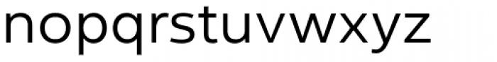 Yorkten Extended Book Font LOWERCASE