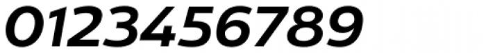 Yorkten Extended Demi Italic Font OTHER CHARS