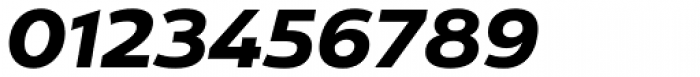 Yorkten Extended Extra Bold Italic Font OTHER CHARS