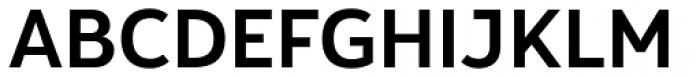 Yorkten Medium Font UPPERCASE