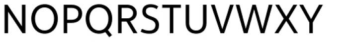 Yorkten Regular Font UPPERCASE