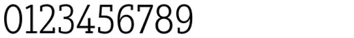 Yorkten Slab Condensed Light Font OTHER CHARS