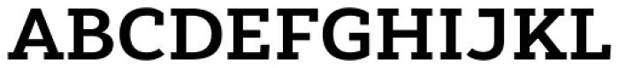 Yorkten Slab Extended Bold Font UPPERCASE