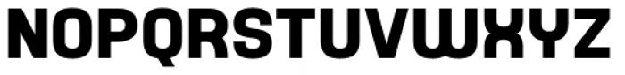 Yoshida Sans Bold Font UPPERCASE