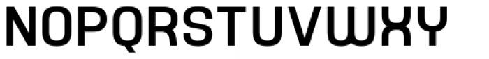 Yoshida Sans Medium Font UPPERCASE