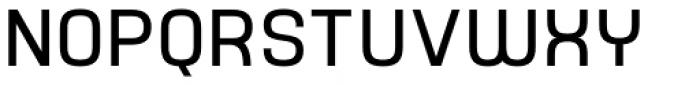 Yoshida Sans Regular Font UPPERCASE