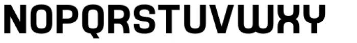 Yoshida Sans Semi Bold Font UPPERCASE