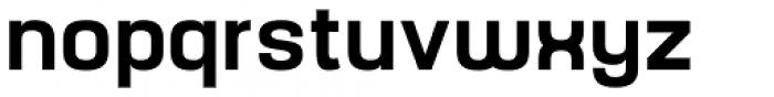 Yoshida Sans Semi Bold Font LOWERCASE
