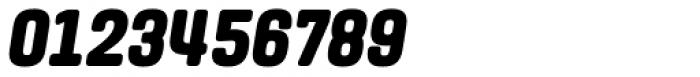 Yoshida Soft Bold Condensed Italic Font OTHER CHARS