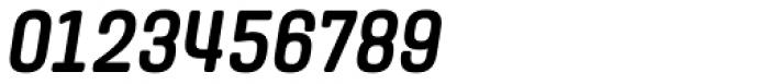 Yoshida Soft Medium Condensed Italic Font OTHER CHARS