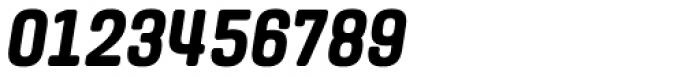 Yoshida Soft Semi Bold Condensed Italic Font OTHER CHARS