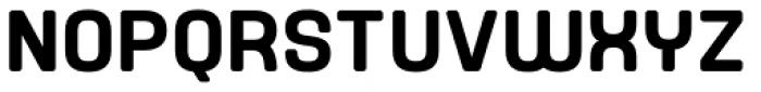 Yoshida Soft Semi Bold Font UPPERCASE