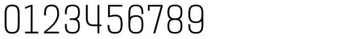 Yoshida Soft Ultra Light Condensed Font OTHER CHARS