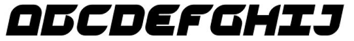 Yr72 Bold Italic Font UPPERCASE