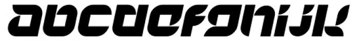 Yr72 Bold Italic Font LOWERCASE