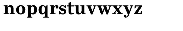 Ysobel eText Bold Font LOWERCASE