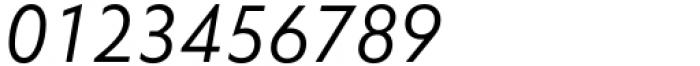 Ysans Std Italic Font OTHER CHARS