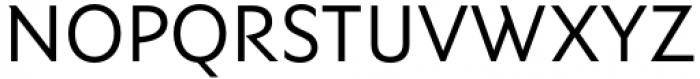 Ysans Std Regular Font UPPERCASE
