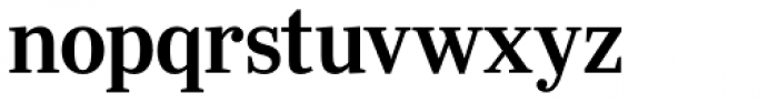 Ysobel Pro Display SemiBold Font LOWERCASE