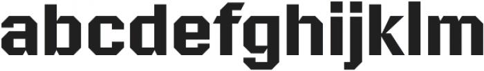 YT Norilsk otf (400) Font LOWERCASE