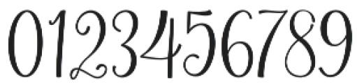 Yulinda Script otf (400) Font OTHER CHARS