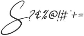 Yuminika Italic otf (400) Font OTHER CHARS