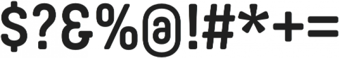 Yummo Bold otf (700) Font OTHER CHARS