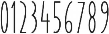 Yummy Bold otf (700) Font OTHER CHARS
