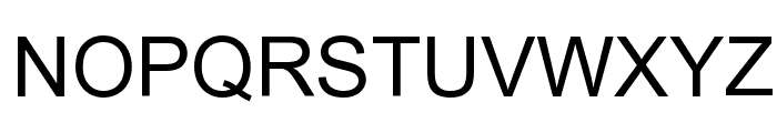 Yudit V1 Font UPPERCASE