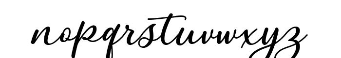 Yukikato Font LOWERCASE