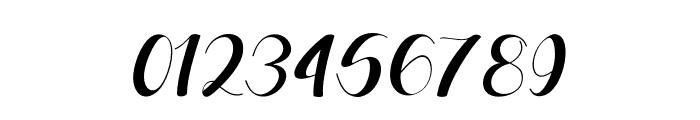 YullisaScript Font OTHER CHARS