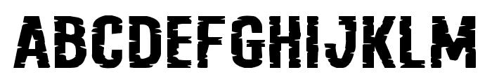 Yummy Mummy Extra-Expanded Font LOWERCASE