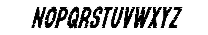 Yummy Mummy Italic Font LOWERCASE