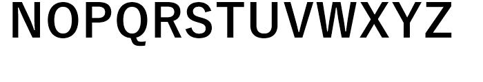 Yu Gothic Pr6 B Font UPPERCASE