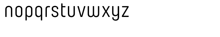 Yummo Regular Font LOWERCASE