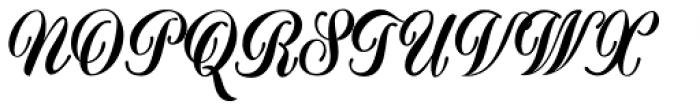 Yugoslavia Font UPPERCASE