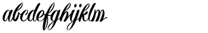 Yugoslavia Font LOWERCASE