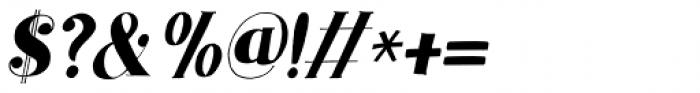Yuli Italic Font OTHER CHARS