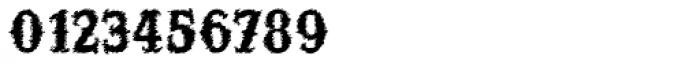 Yuma Slice Font OTHER CHARS
