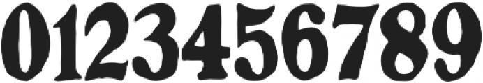 YWFT Fraktur Regular otf (400) Font OTHER CHARS