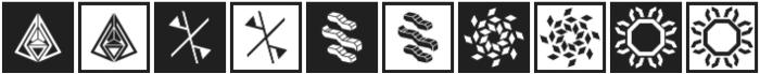 YWFT Symplify 2 otf (400) Font OTHER CHARS