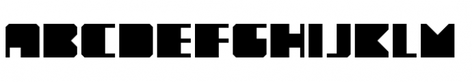 YWFT Novum Light Font UPPERCASE