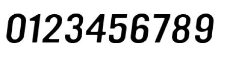 YWFT Ultramagnetic Expanded Light Oblique Font OTHER CHARS