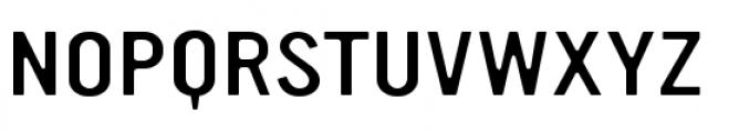 YWFT Ultramagnetic Expanded Light Font UPPERCASE
