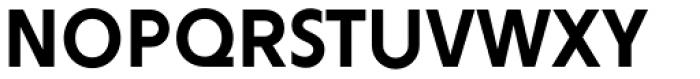 YWFT Agostina Alternate Font UPPERCASE