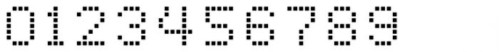 YWFT Caliper Regular Cubed Font OTHER CHARS
