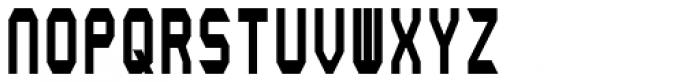 YWFT Composite ExtraBold Font LOWERCASE