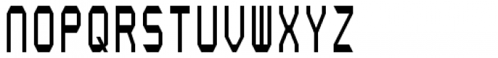 YWFT Composite Font LOWERCASE