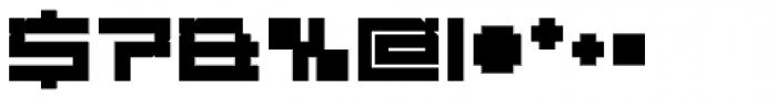 YWFT DesignGraphik Black Font OTHER CHARS